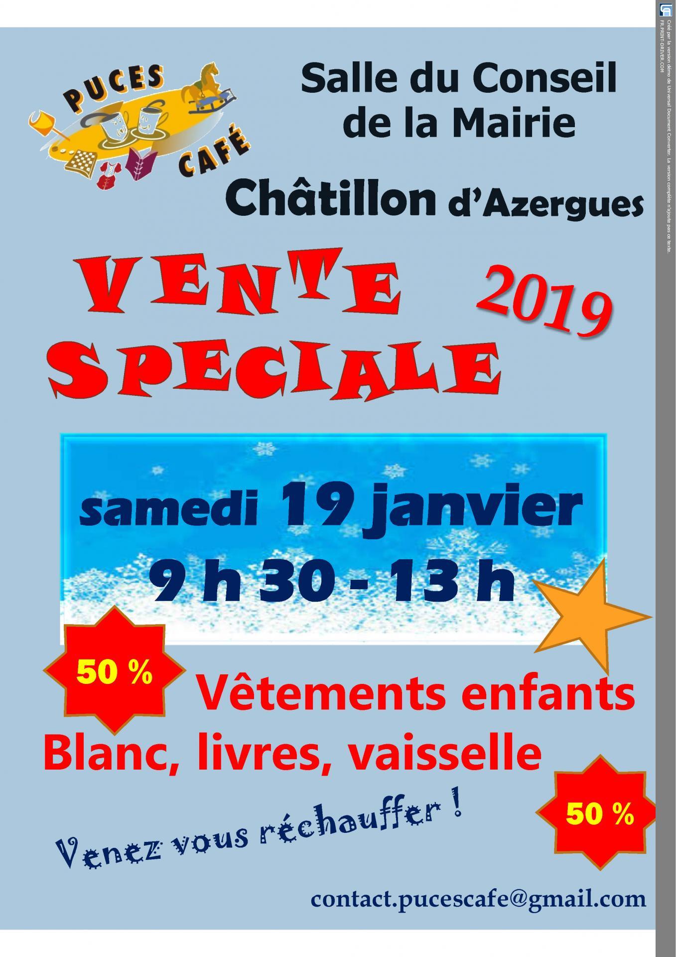 2019-01-19 vente spéciale