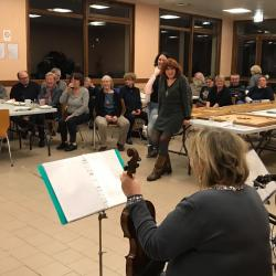 25 janvier 2019: soirée des bénévoles