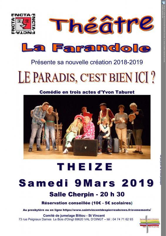 2019-03-09: théâtre à Theizé